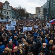 Jan-Kuciak-First-anniversary-of-the-murder-demonstration-in-Bratislava-21feb19-AFP